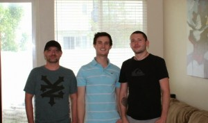 Jeff T., Carson P., Kevin S.
