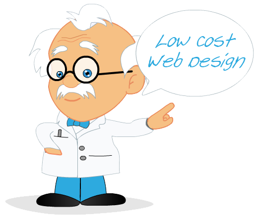 Low Cost Web Design